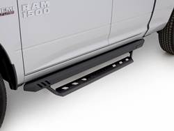 Lund Rock Rail Nerf Bar - Long Bar