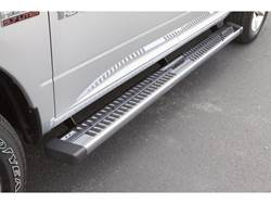 Lund Summit Ridge Running Boards - Chrome
