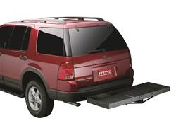 Lund Hitch Mounted Cargo Carrier