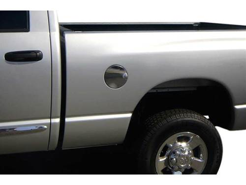 ICI Stainless Gas Tank Door Cover