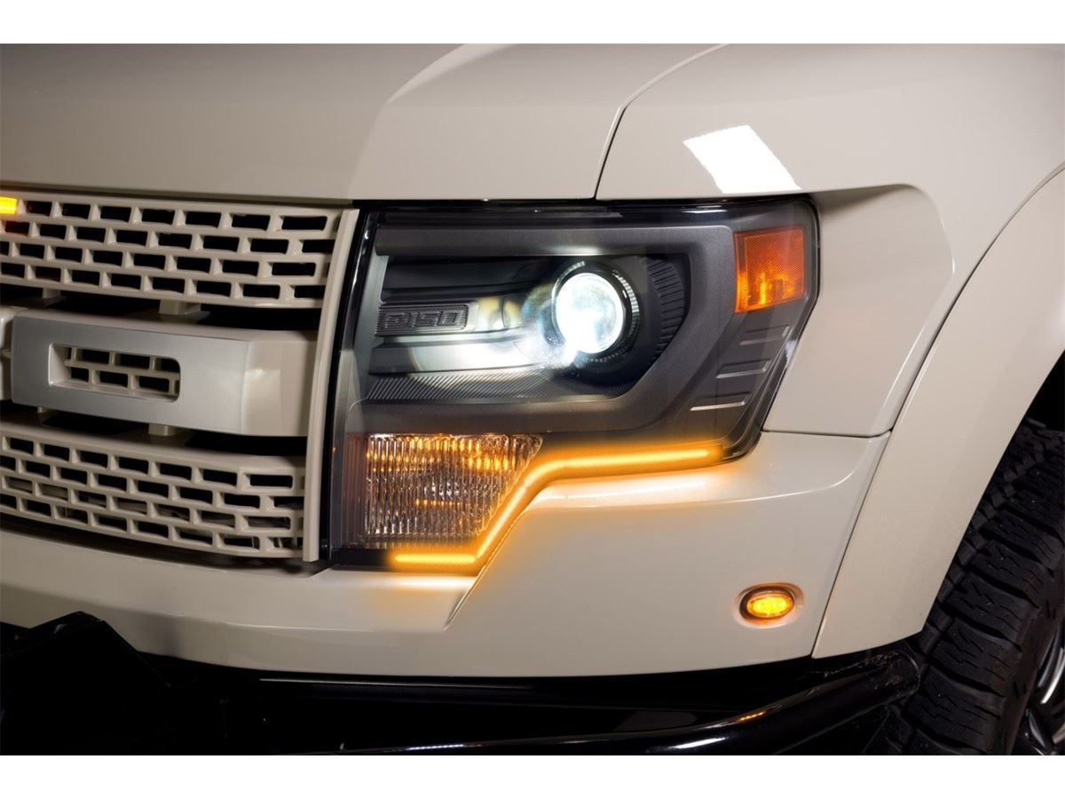 putco led dayliners switchback daytime running lights. Black Bedroom Furniture Sets. Home Design Ideas
