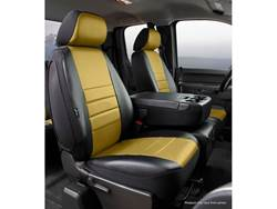 Fia LeatherLite Seat Covers - Mustard