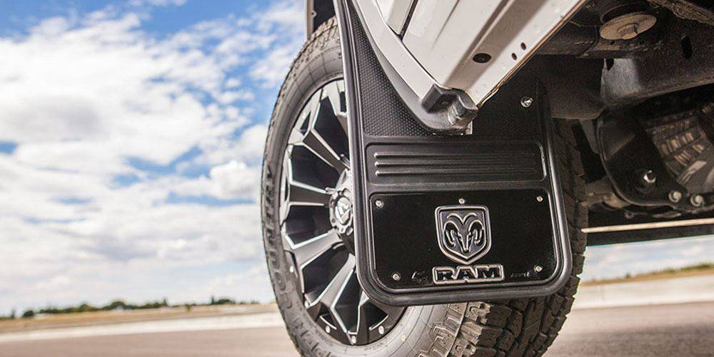 Why You Should Use Mud Flaps or Mud Guards