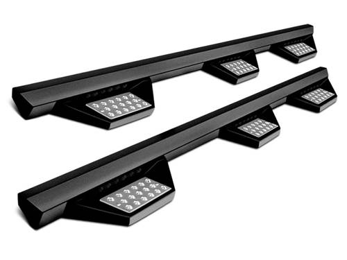Picture of Iron Cross HD Series Wheel-To-Wheel Nerf Bars