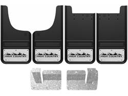 Picture of 2014-2018 Chevy Silverado High Country Gatorback Mud Flap Set