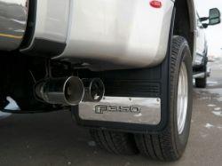 Truck Hardware Gatorback Mud Flaps - Ford F350