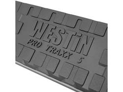 "Westin Pro Traxx 5"" Oval Cab Length Step Bar - Step Pad"