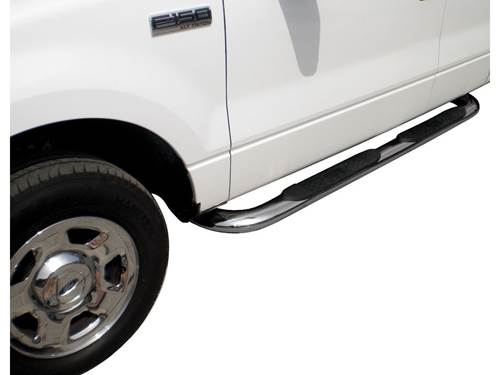 Westin Platinum Series 4 in. Oval Cab Length Step Bar