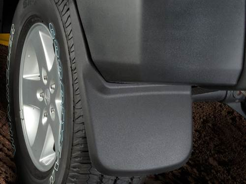 Husky Custom Molded Mud Guards