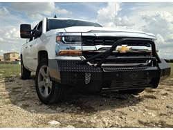 Ranch Hand Summit BullNose Series Front Bumper