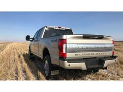 Truck Hardware Ford Platinum Tailgate Letters