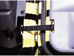 Picture of Rampage Jeep Adjustable Door Strap - Pair