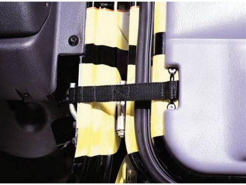 Picture of Rampage Jeep Adjustable Door Strap - Pair