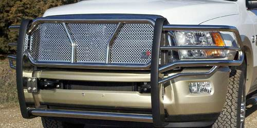 Picture for category Grille Guards & Bumpers