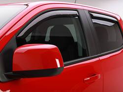 EGR SlimLine In-Channel Window Visors