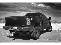 ICI Magnum Replacement Bumpers - Rear Bumper