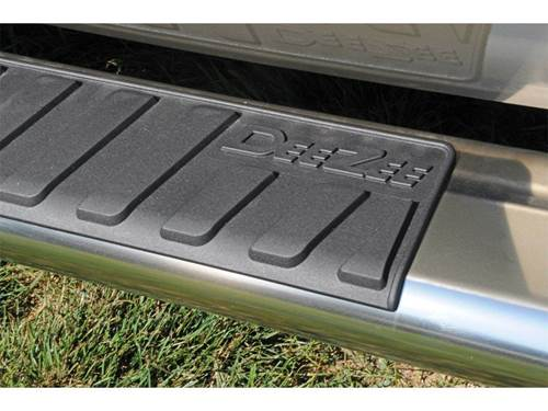 Dee Zee Stainless Steel Side Steps 6 Quot Oval Cab Length