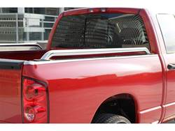 Dee Zee Stainless Steel Side Rails