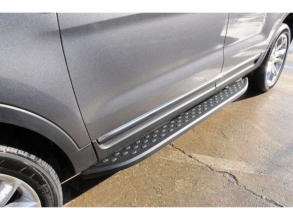 Dee Zee Nxc Running Boards Sharptruck Com