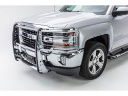 Go Rhino 3000 Series StepGuard Grille Guard - Chrome