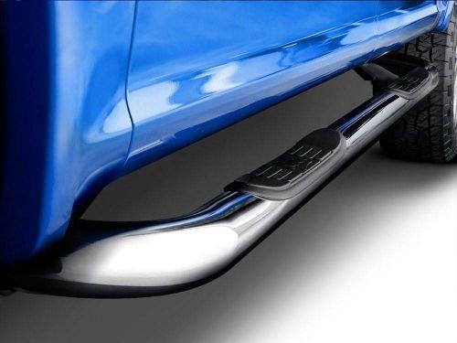 """Westin Signature Series 3"""" Cab Length Round Step Bar"""
