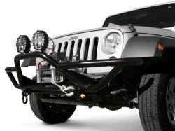 Westin Trailblazer Front Jeep Tube Bumper