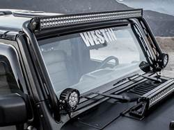 Westin Snyper Jeep Overhead Light Mounting Loop