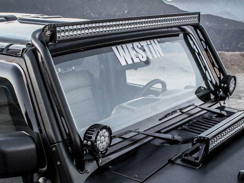 Westin Snyper Jeep Overhead Light Mounting Loop