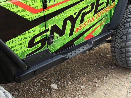 Westin Snyper Jeep Rock Slider Steps