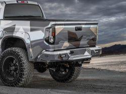 Westin HDX Rear Bumpers