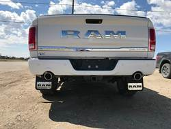 Picture of Truck Hardware Gatorback Mud Flaps - RAM Text