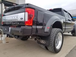 Picture of Truck Hardware Gatorback Mud Flaps - Black Wrap Ford Oval Logo