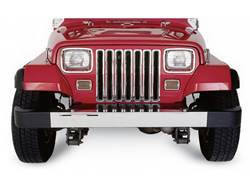 Picture of Rampage Jeep Chrome Grille Inserts