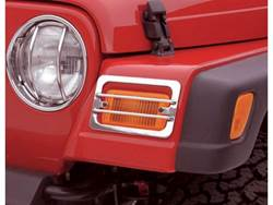 Rampage Euro Style Light Guards