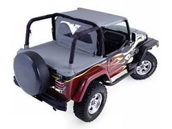 Rampage Jeep Soft Cab Tops