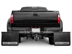 Rock Tamers Hitch Mounted Mud Flaps
