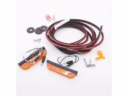 Picture of Bushwacker LED Marker Light Kit - 2 Wire - For Use With Flat Style Flares