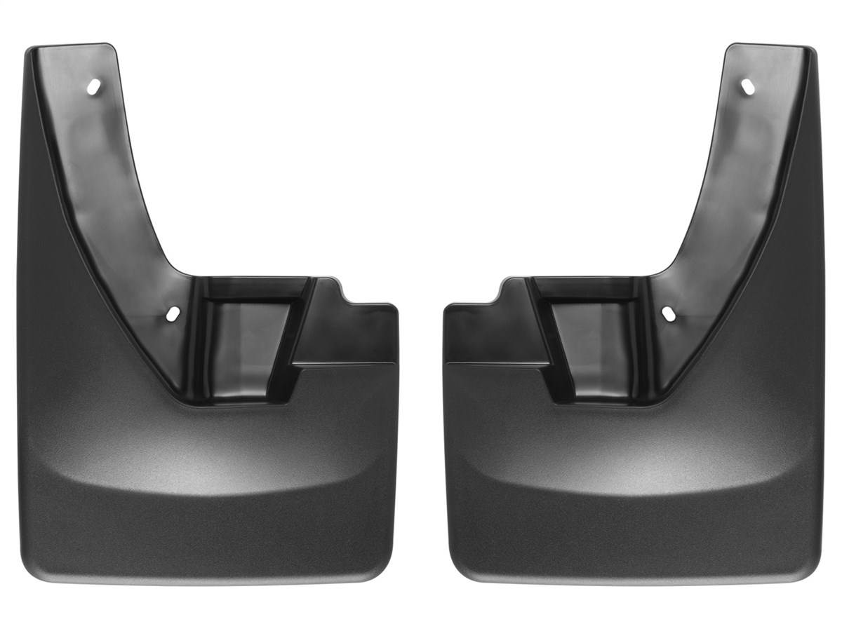 Weathertech No Drill Mud Flaps Front 110024