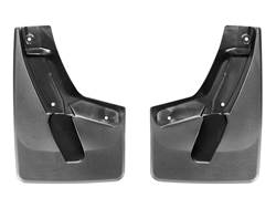 Picture of No-Drill Mud Flaps - Front - Without Factory Running Boards