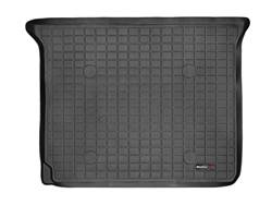 Picture of Cargo Liner - Black - Without Sliding Rear Cargo Tray