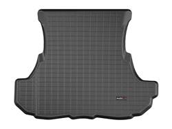 Picture of Cargo Liner - Black - Trim Required For Trunk Mounted Subwoffer