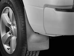 Picture of No-Drill Mud Flaps - Rear - Without Factory Flares