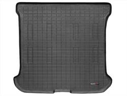 Picture of Cargo Liner - Black - Fits Vehicles With Swivel-N-Go Seats