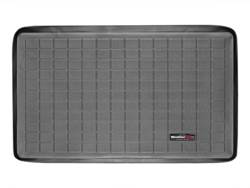 Picture of Cargo Liner - Black - Withoutptional Cargo Shelf Only - Cargo Liner Covers Carpeted On Top Shelf When Shelf Is Raised