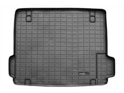 Picture of Cargo Liner - Black - Fits Veh. With Cargo Mgmnt System - Marked Trims For Cargo Net/Side Cargo Tray