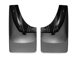 Picture of No-Drill Mud Flaps - Front - Without Factory Flares