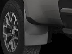 Picture of No-Drill Mud Flaps - Rear - Without Factory Flares - Without Fender Trim Molding