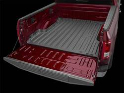 """Picture of WeatherTech TechLiner - Bed Mat - Black - 5' 7.1"""" Bed"""