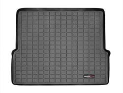 Picture of Cargo Liner - Black - Withoutptional Cargo Shelf Only - Cargo Liner Covers Full Floor When Shelf Is Raised