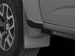 Picture of No-Drill Mud Flaps - Front - Without Factory Flares - Without Fender Trim Molding